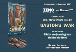 Gaston's War Ad