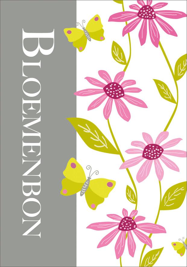 Ontwerpburo Chris Kleinsman Bloemenbonnen & Bloemcadeaubonnen Label