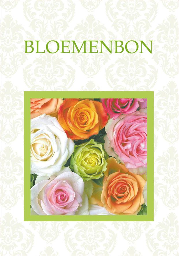 Ontwerpburo Chris Kleinsman Bloemenbonnen & Bloemcadeaubonnen Roos