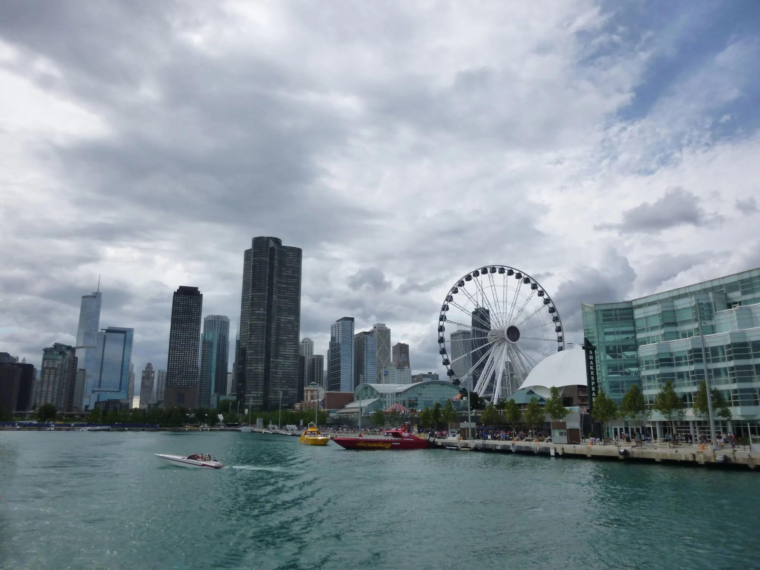 Navy Pier, Chicago © Chris Laker