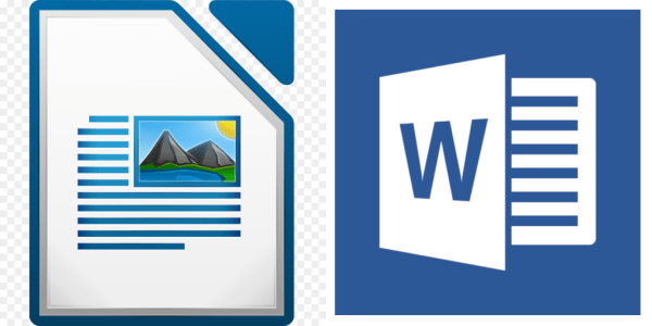 LO Writer and MS Word