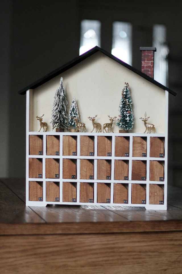Our Advent Calendar Ideas Chris Loves Julia