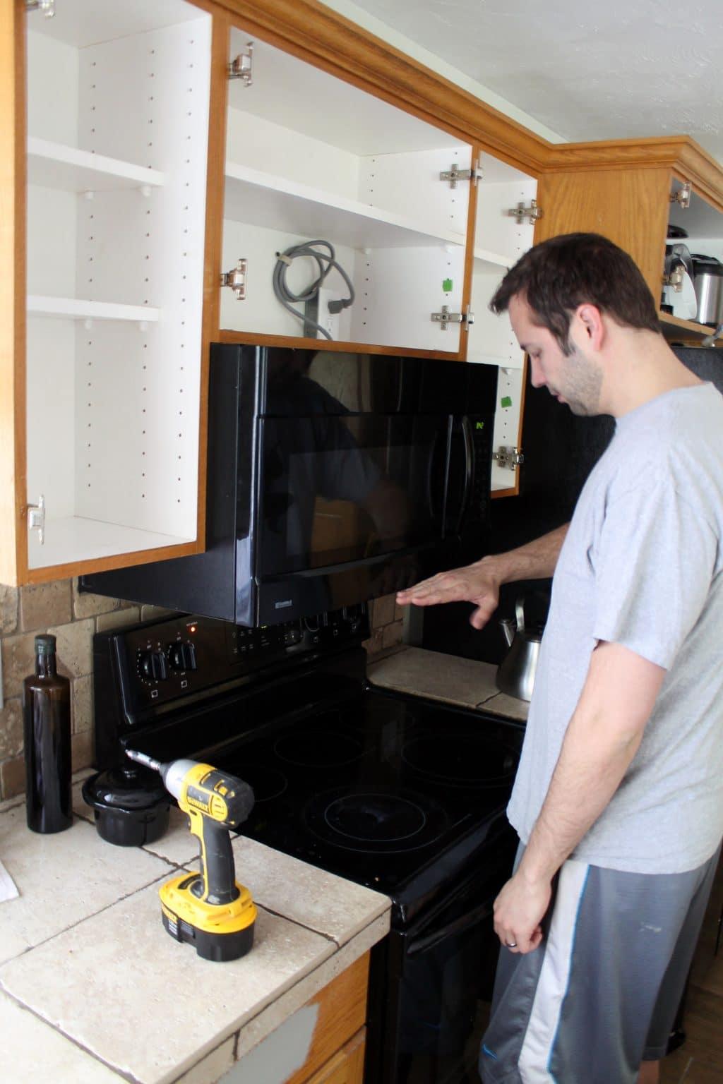 microwave down chris loves julia
