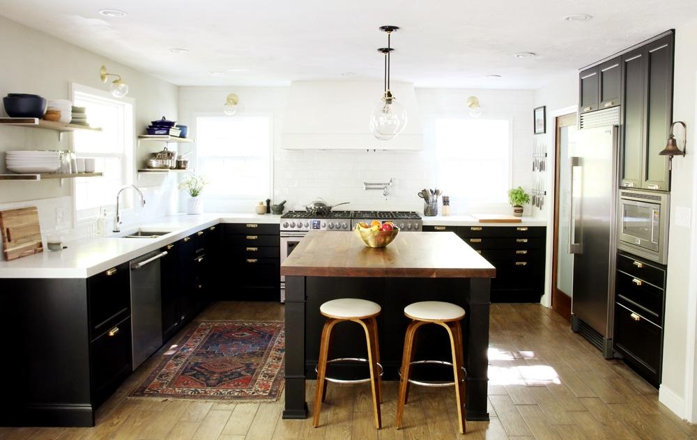 The Full Kitchen Reveal | Chris Loves Julia