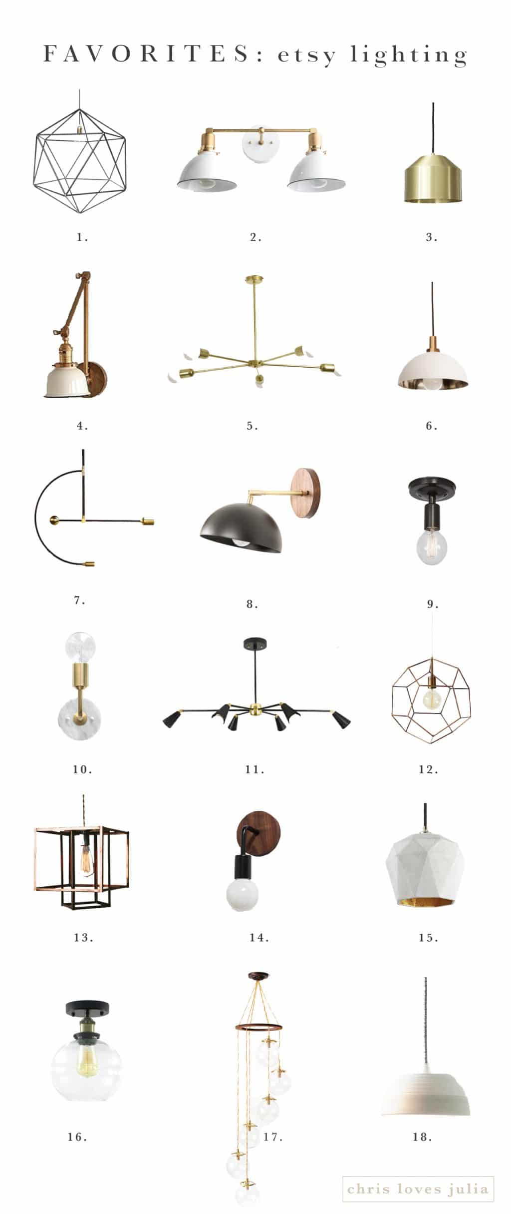 18 incredible lighting sources on etsy