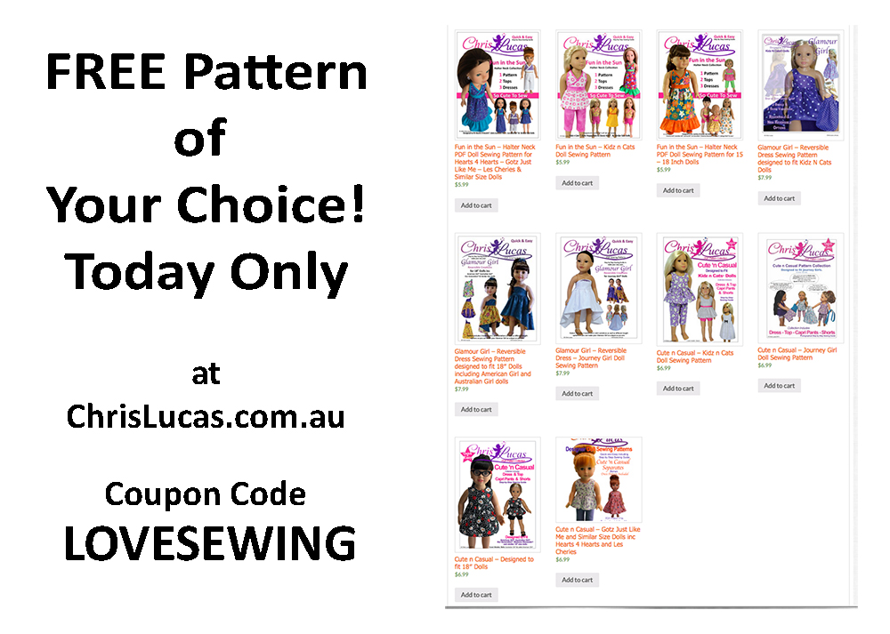 Chris Lucas Designs FREE PATTERN - Pattern Collections