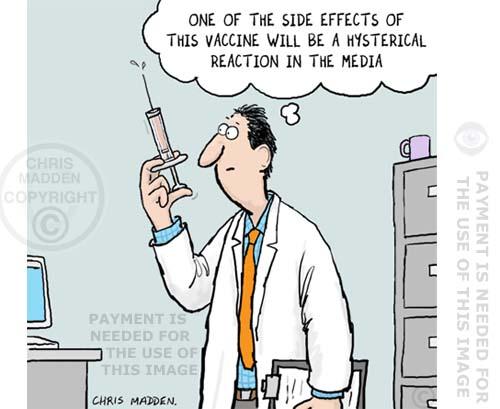 Ce nu pricepe un anti-vaxxer
