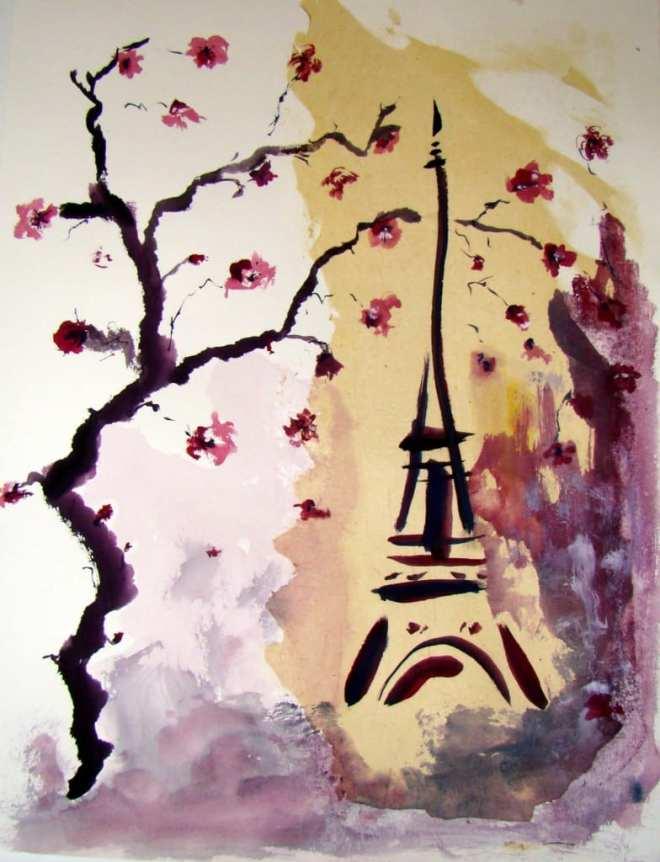 CLaire Roure-Tour Eiffel