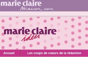 Marie-Claire idée dec 2013