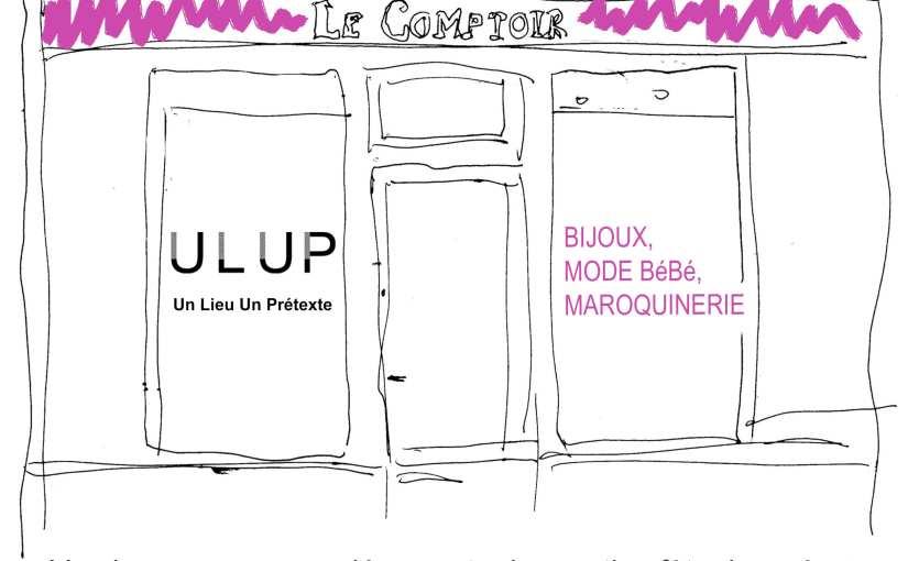Du 13 au 26 mai, 1ère édition d' ULUP, Chrismali vous accueille au 72 rue de la Villette à Paris;  univers bébé, maroquinerie, décoration, bijoux et découverte de Belleville sont au programme