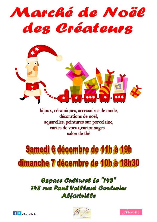Marché de Noel des créateurs Aliz'Art