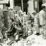 Rencontre avec Fred Kapilo, artiste engagé, peintre, graffeur, tagueur, squateur.