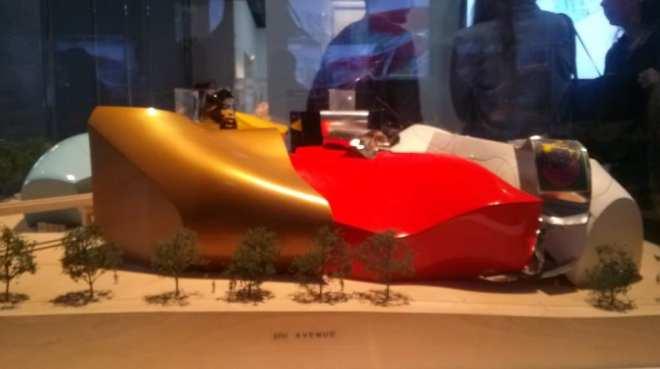 FG maquette NY
