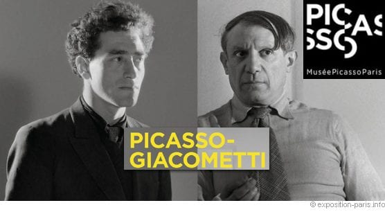 Picasso Giacometti -dialogue autour de 200 oeuvres – Musée Picasso