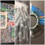 Hey expo#1, Jerome Zonder, Juliette Andrea Elie, Thibault Hazelet -Expo Paris