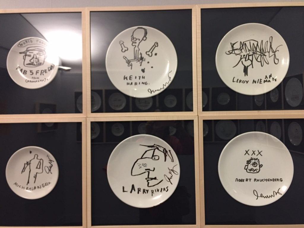 Jean Michel Basquiat Collection Mugrabi (13)