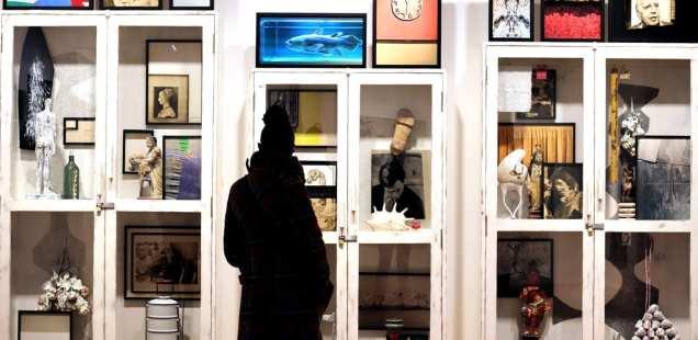 Atul Didiya à la galerie Templon