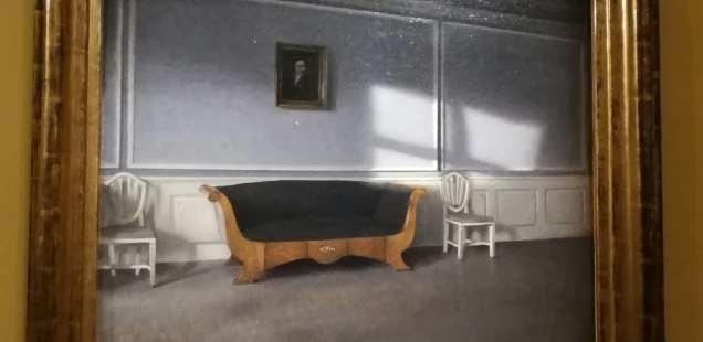 Hammershoi- Musée Jacquemart André