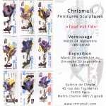 Chrismali - Exposition Galerie de l'Angle