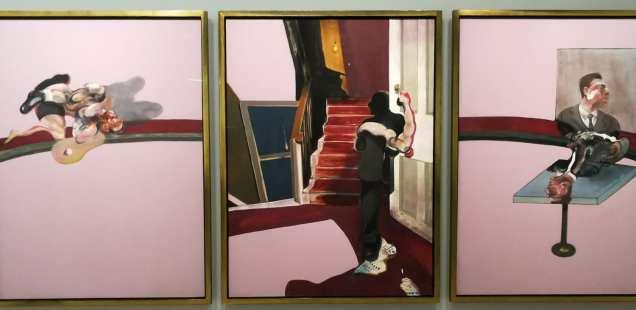 Francis Bacon - Centre Pompidou