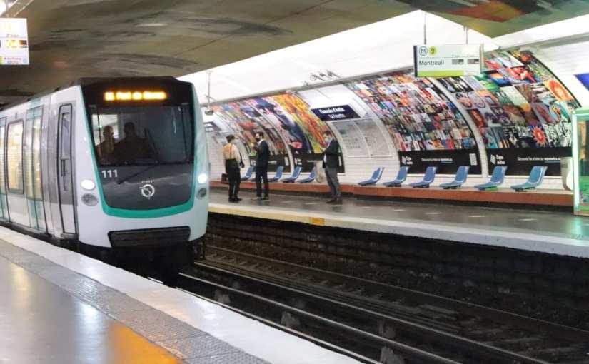 Paris métro artistique  – Expo métro souvenirs