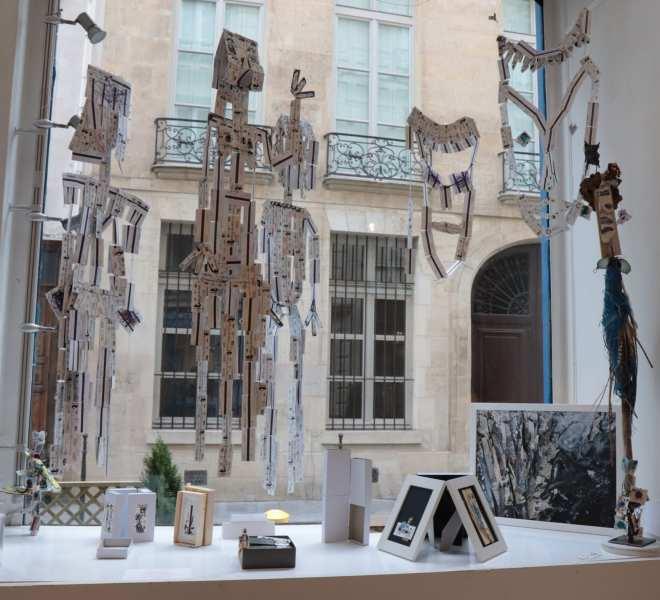 Chrismali - Galerie Espace le Marais