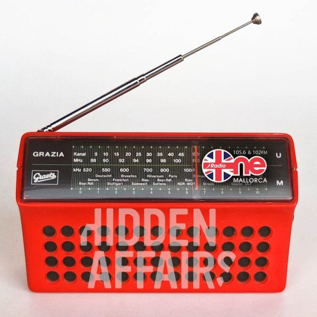 HIDDEN AFFAIRS | mixtape 1617