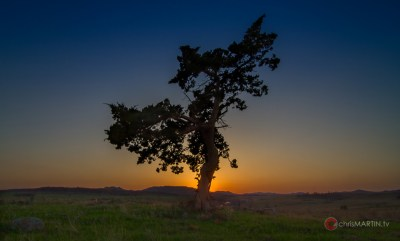 Sunset, Wichita Mountain Wildlife Refuge, Lawton, OK