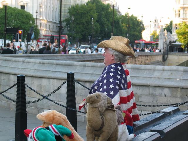 Patriotic Expatriate