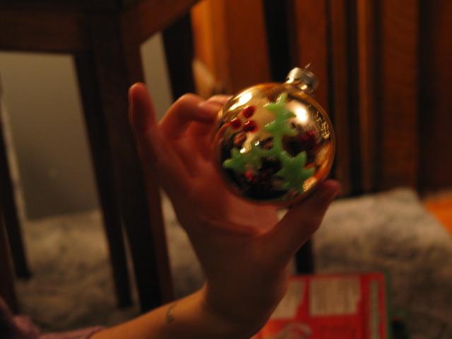 Claire's Ornament