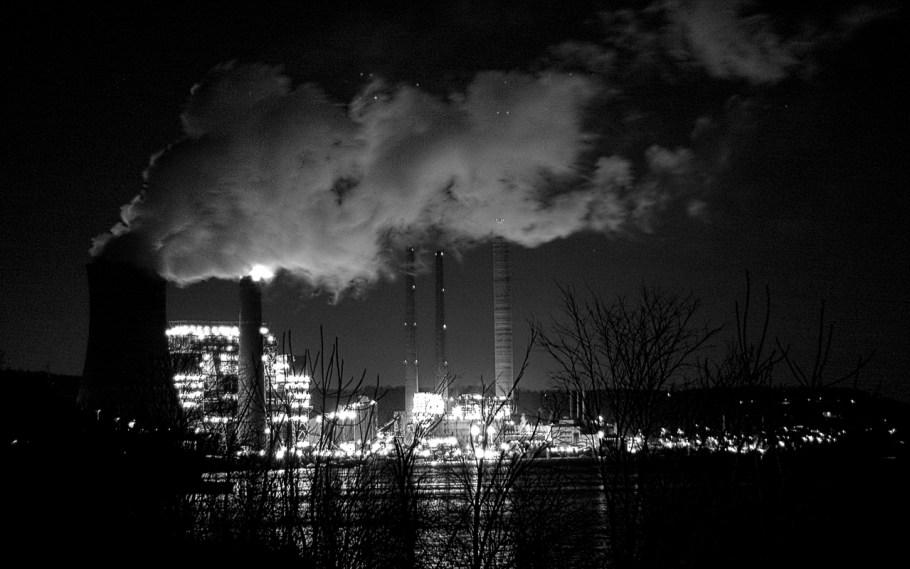 Martin's Ferry Steel Plant