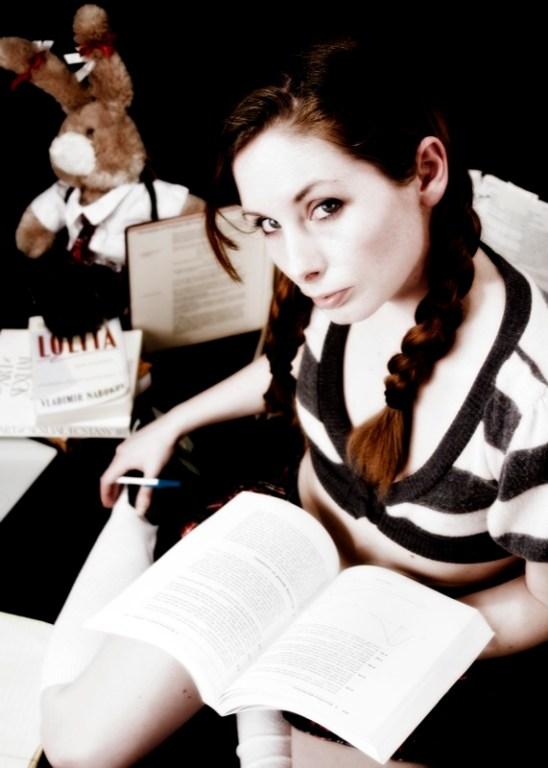Chaste School Girl 1
