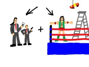 Mav and Jameel's Facebook pictionary #5. I should totally be doing something useful with my day, but I'm just addicted to this. Ten points to whoever guesses before Jameel and the timer starts now. (i'm betting on Nikita Allanov snagging this one)