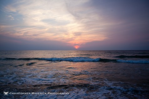 Outer Banks Sunrise #4