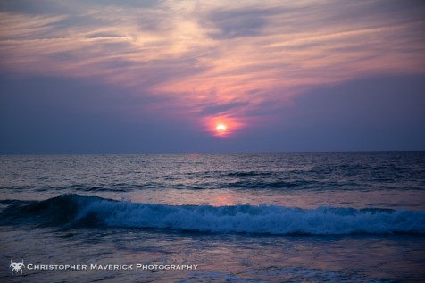 Outer Banks Sunrise #5
