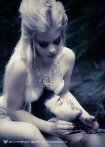 Siren's Song #25 (of 42) Models: Melanie & Jordan. Photo credit: Christopher Maverick ©2012