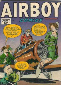 Airboy #8 (1947)