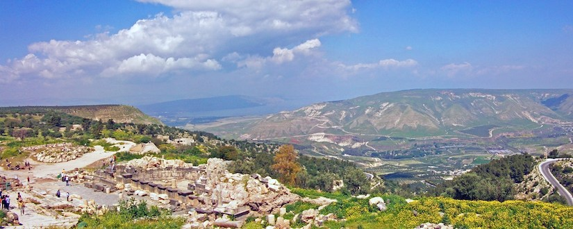 Oil in the Golan Heights