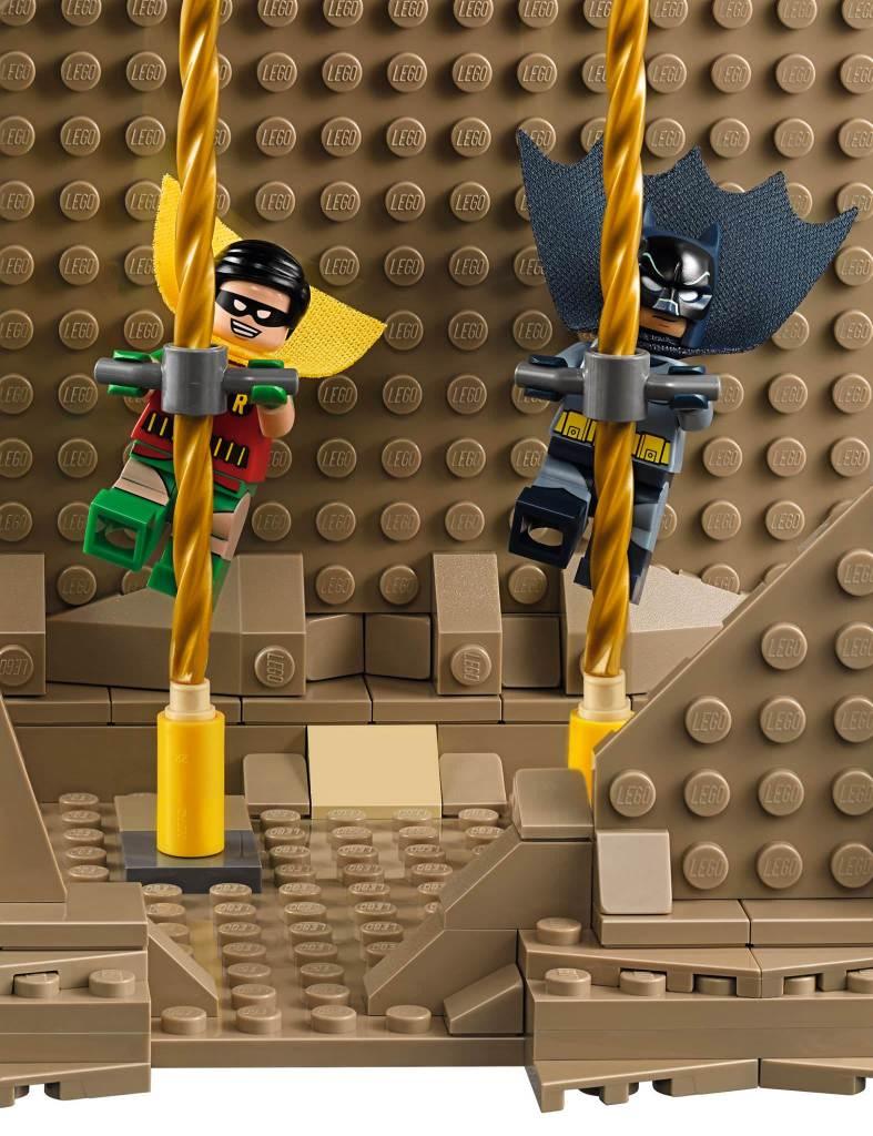 LEGO Batman 66 - Batpoles