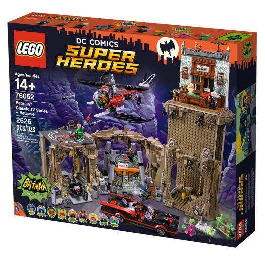 LEGO Batman 66 box