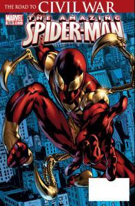 Iron Spidey REPRESENT