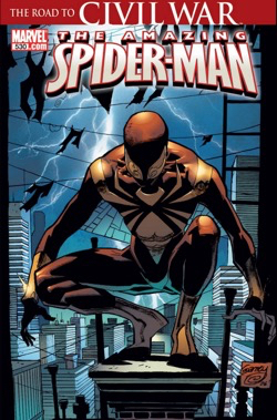 Cover to The Amazing Spider-Man 530