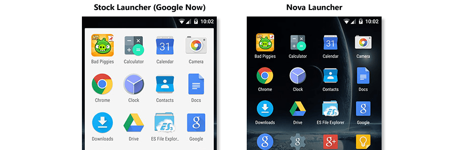 Removing an app icon from launcher