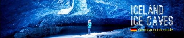 Island's Eishöhlen