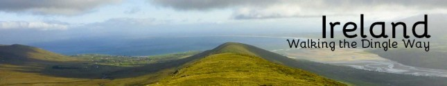 Walking the Dingle Way in Ireland