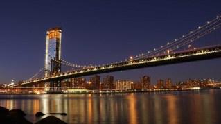 DUMBO Down Under the Manhattan Bridge Overpass