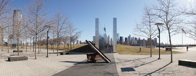 Liberty State Park in Jersey.