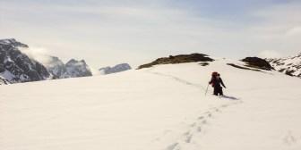 arctic circle trail greenland