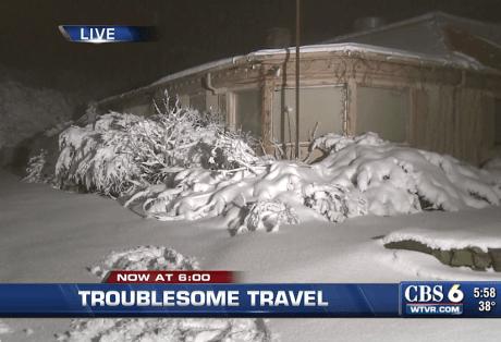 CBS 6 News at 6:00 p.m. (November 2014)
