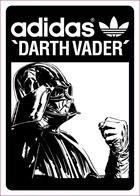 Adidas Darth Vader